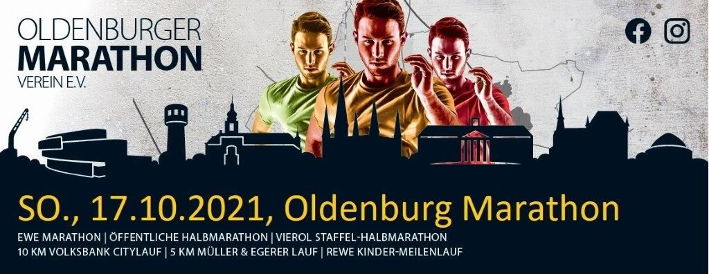 Oldenburg Marathon 2021
